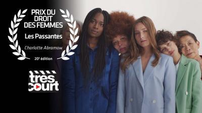 Prix du Droit des Femmes 2018 - Les Passantes